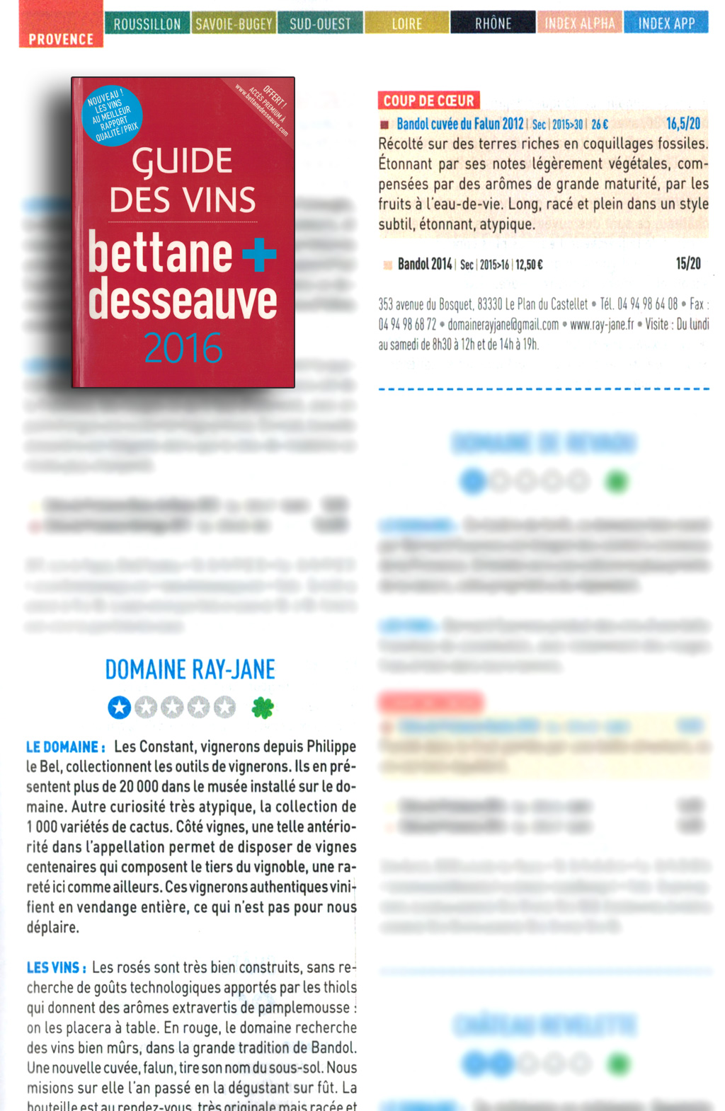 guide BETTANE ET DESSAUVE 2